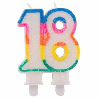 18 feest kaars- feestje!