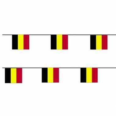 2x belgische feest vlaggetjes- feestje!