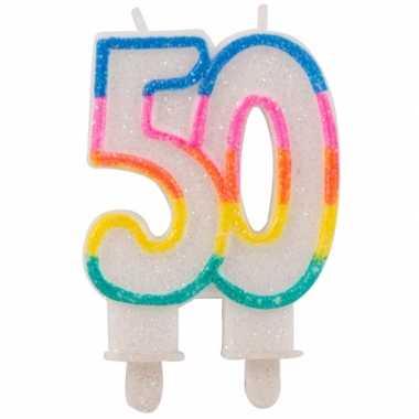 50 feest kaars- feestje!