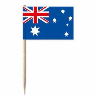 50x australische feest prikkertjes- feestje!