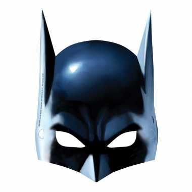8x batman themafeest maskers- feestje!