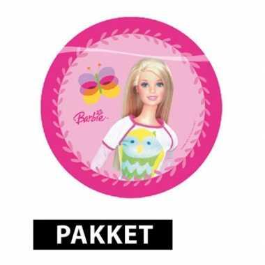 Barbie feestpakket feestje