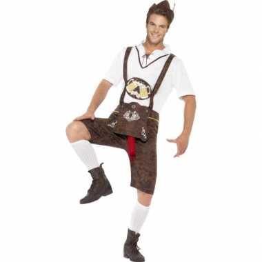 Carnaval grappig bierfeest worst kostuum- feestje!
