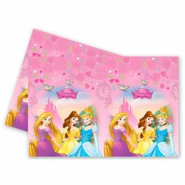 Disney princess kinderfeest tafelkleed feestje