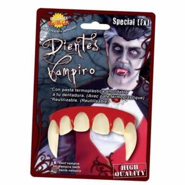 Dracula feest gebitten voor volwassenen- feestje!