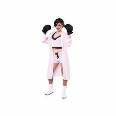 Feest boks outfit voor dames- feestje!