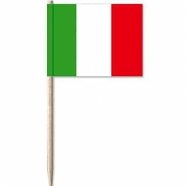 Feest cocktailprikkers italie- feestje!