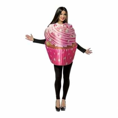 Feest cupcake verkleedoutfit voor volwassenen- feestje!