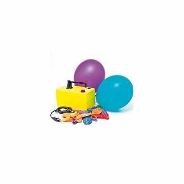 Feest elektrische ballonnenpomp- feestje!
