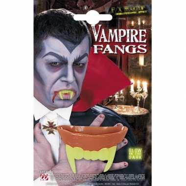 Feest gebitjes vampier- feestje!