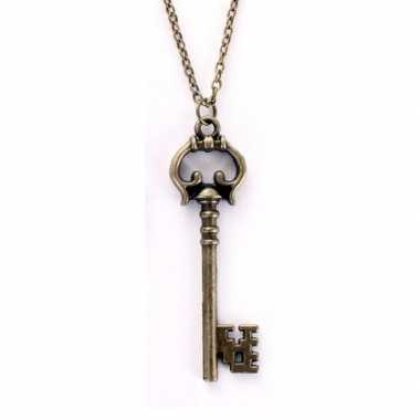 Feest ketting met sleutel type 2- feestje!