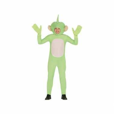Feest kleding alienpak voor volwassenen- feestje!