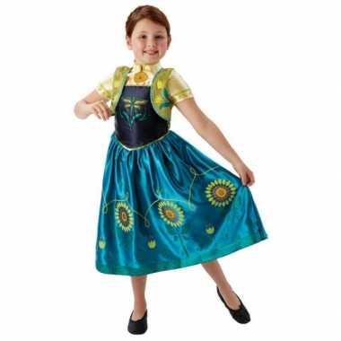 Feest kostuum anna frozen voor meisjes feestje