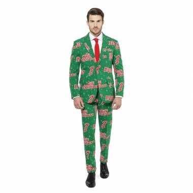 Feest kostuum merry christmas- feestje!