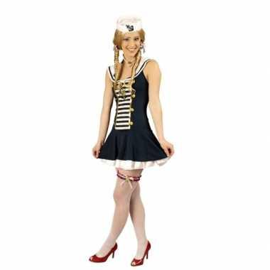 Feest matrozen verkleedoutfit dames- feestje!