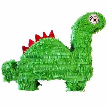 Feest pinata suprise dinosaurus 54 cm- feestje!