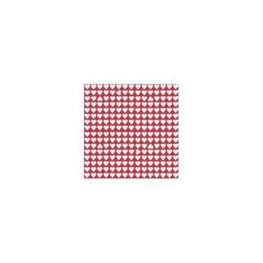 Feest servetten thema valentijn 20x feestje