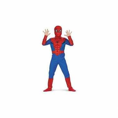 Feest spiderman kostuum- feestje!