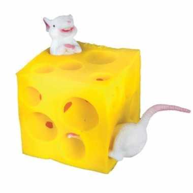 Feest stretch muis en kaas feestje