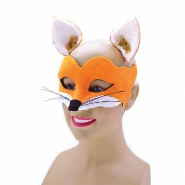 Feest vilten vossen masker feestje