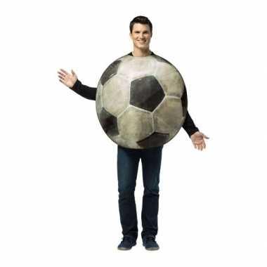 Feest voetbal verkleedoutfit voor volwassenen- feestje!