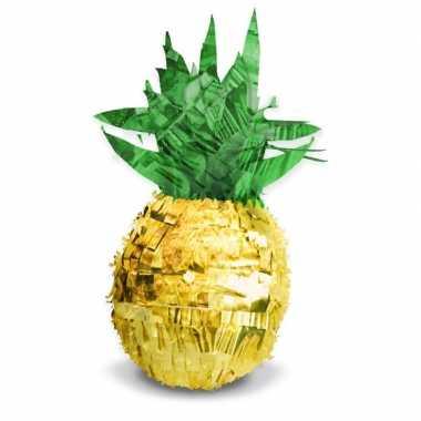 Feestartikelen ananas pinatas- feestje!