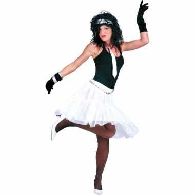 Feestelijke witte petticoat- feestje!