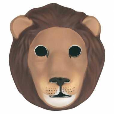 Feestmasker leeuw voor kinderen- feestje!