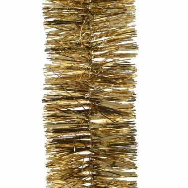 Feestslinger goud folie 7 x 270 cm- feestje!