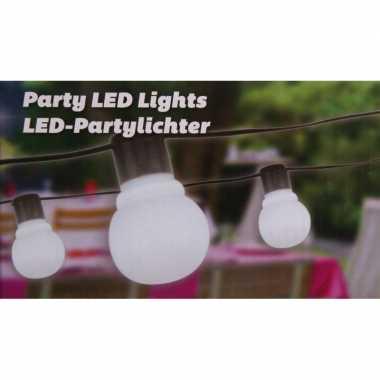 Feestverlichting 20 lampen 11 meter- feestje!