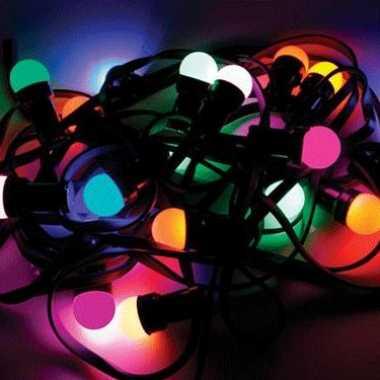 Feestverlichting voor buiten feestje