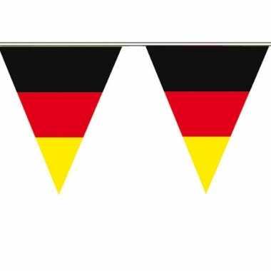 Feestversiering duitsland vlaggen- feestje!
