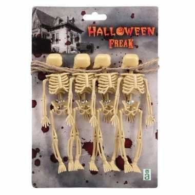 Halloween feestslinger skelet- feestje!