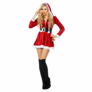 Kerstfeest jurkjes voor dames feestje