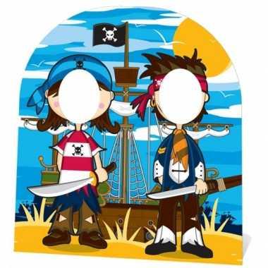 Kindere piraat feestje stand-in bordfeestje!