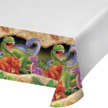 Kinderfeestje dinosaurus tafelkleed- feestje!