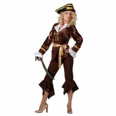 Luxe piraten feestkleding voor dames- feestje!