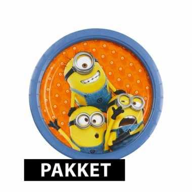 Minions kinderfeest pakket groot- feestje!