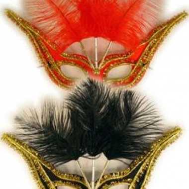 Oogmaskers voor een gala feest feestje