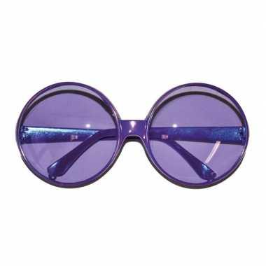 Paarse feestbrillen- feestje!