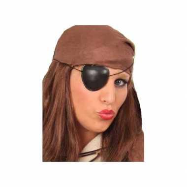 Piraten feest ooglapjes feestje