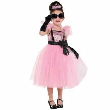 Prinses/prinsessen jurk thema feestje kleding voor meisjes- feestje!