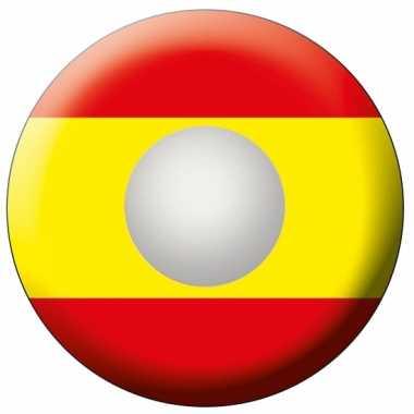 Spaanse vlag feestlenzen feestje
