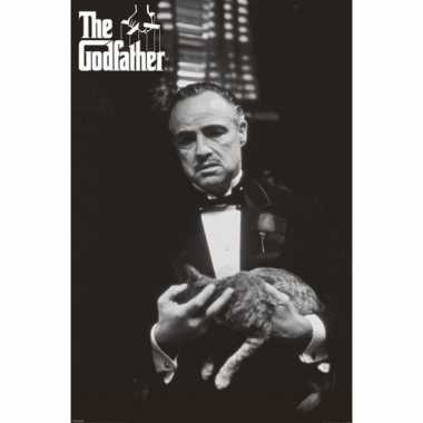 Themafeest the godfather poster feestje