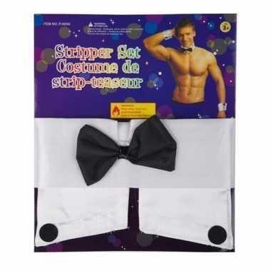 Vrijgezellenfeest stripperset- feestje!