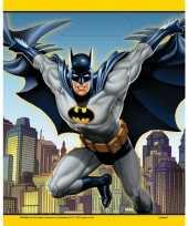 8x batman themafeest feestzakjes uitdeelzakjes 23 x 17 cm feestje