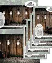 Buiten feestverlichting lichtsnoer warm wit 25 meter feestje
