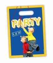 Buurman buurman feestzakjes 8 stuks feestje