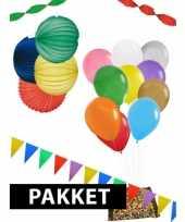 Feestpakket voor 30 personen feestje