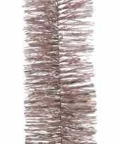 Feestslinger lichtroze folie 7 x 270 cm feestje